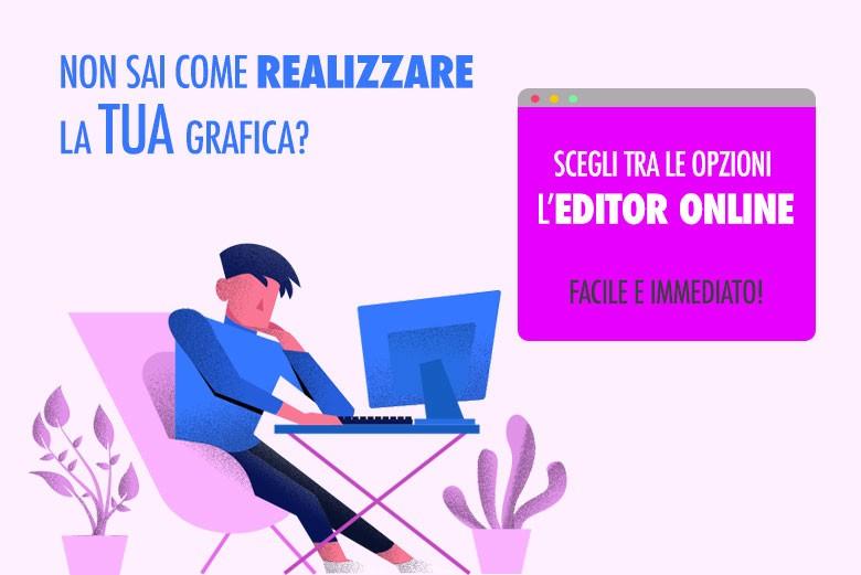 Editor Online, per disegnare la grafica online in totale autonomia