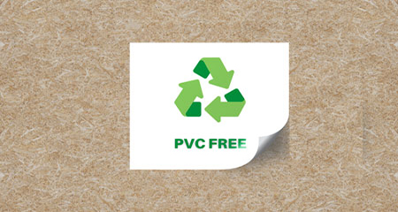 Adesivo ecologico senza PVC