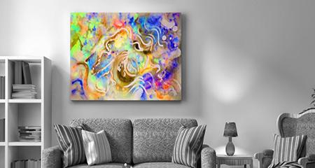 Canvas premium Picasso