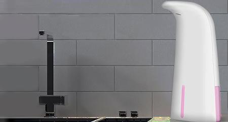 Dispenser automatico gel e sapone