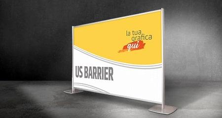 Fondale Backdrop Barrier