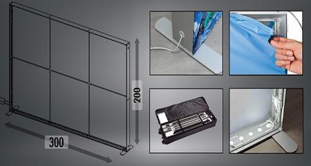 LightBox Display 300x200