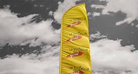 Tessuto poliestere Flag